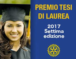 premio tesi di laurea rotary valdichiana 2017